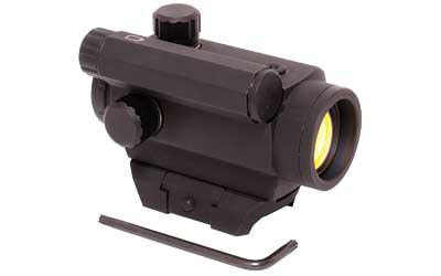 Black Sniper Optics Red Dot with Low Mount