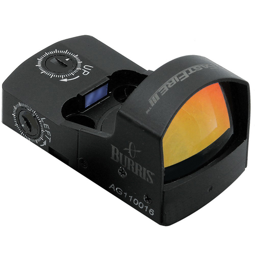 FastFire III with Picatinny Mount - 8 MOA Red Dot Reflex Sight