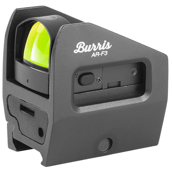 BURRIS Fastfire III Red Dot Reflex Sight 3 MOA + ARF3 Mount