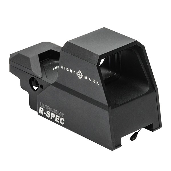 Sightmark Ultra Shot R-Spec Reflex Sight Integral QD Mount