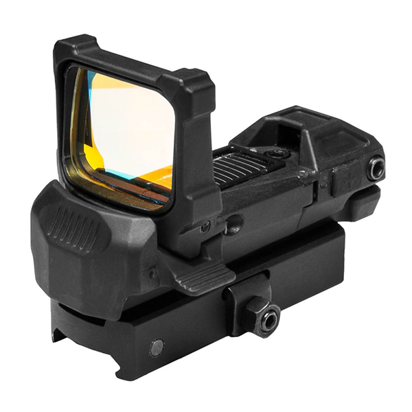 VISM SPD Solar Power Reflex Sight w/ KeyMod MLOK Picatinny Mount