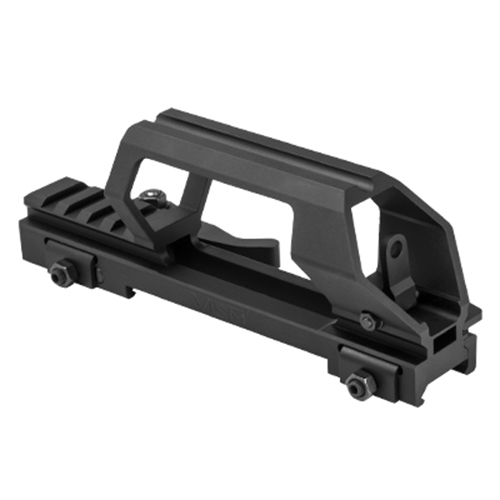 VISM AR15 Gen 2 Quick Release Carry Handle w/ Rear Flip-Up Sight