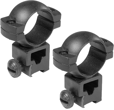 "3/8"" Dovetail Scope Rings"