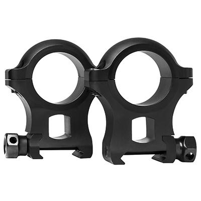 "VISM Hunter Series 30mm Medium Height Scope Rings - 1.3"" Height"