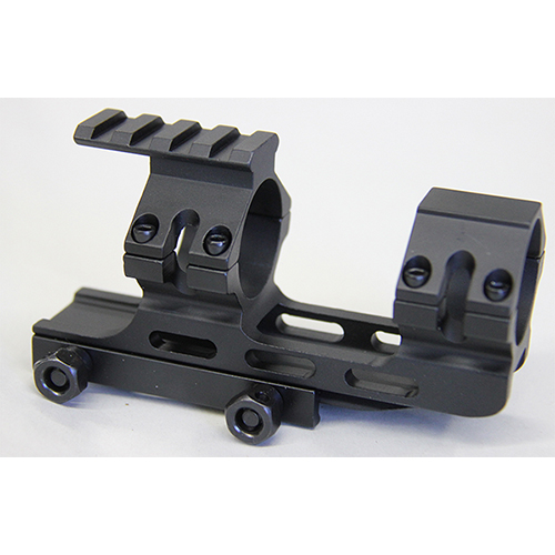 "Heavy Duty Cantilever 30mm / 1"" AR15 Scope Ring Mounts"
