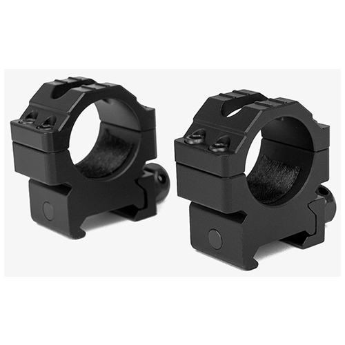 "Trinity Heavy Duty Low Height 1"" Picatinny Scope Rings"