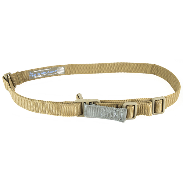 Blue Force Gear Vickers Coyote Tan Adjustable Rifle Sling