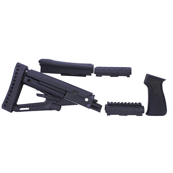 USA Made - Archangel OPFOR AK47 AK74 Stock , Grip, Forend Kit