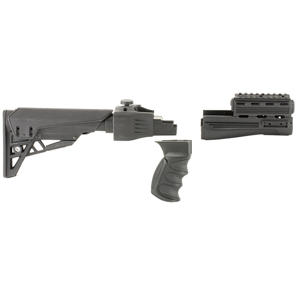 USA Made - ATI Strikeforce TactLite AK47 Folding Stock & Forend