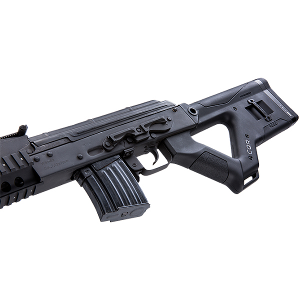 HERA Arms CQR47 Tactical AK47 Buttstock With Integral Grip