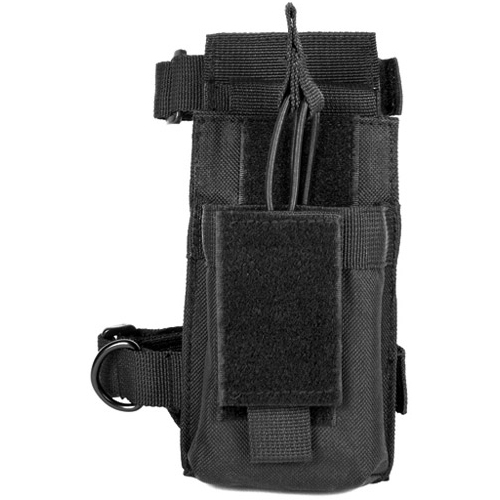 NcStar Tactical Magazine Pouch With Adjustable Buttstock Adaptor