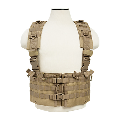 NcStar Tactical AR15 M4 FN SCAR ACR Chest Rig