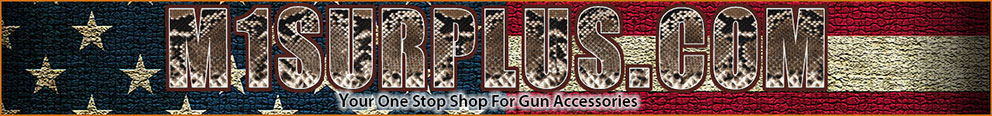 M1Surplus.com - Supplier of Outdoor Equipment for Hunting, Fishing and Target Shooting Sports